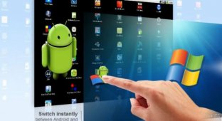 Сочетание Windows-Android: спасение рынка ПК или мимолётная причуда