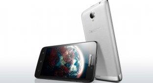 Современный смартфон Lenovo s650