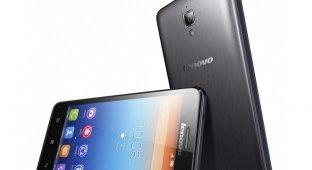 Обзор стильного смартфона Lenovo S660
