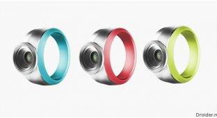 Поисковик Baidu анонсировал кольцо-проектор