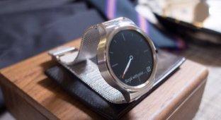 Huawei Watch за $350 ― стоят того