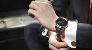 Как из LG G Watch R сделать LG Watch Urbane