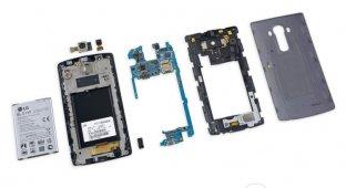 iFixit раскрутили каждый болтик в LG G4