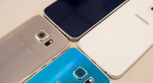Клоны Galaxy S6 уже в пути, остерегайтесь подделок
