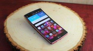 LG G4 показался на «живых» фотографиях