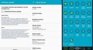 Samsung Galaxy S4 I9500 получил обновление Android 5.0.1 с новый KNOX и бесшумным режимом