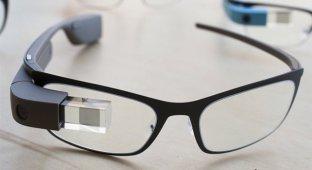 Google заготовил новые прототипы очков Glass
