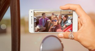 IFA 2015: Lenovo VIBE S1 с двумя селфи-камерами — подробности