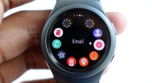 Больше подробностей о Samsung Gear S2