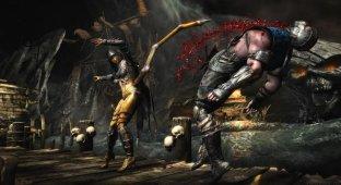 Игра Mortal Kombat X уже в Google Play