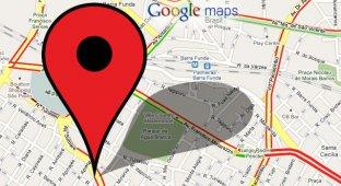 Google Maps может быть заблокирован в России