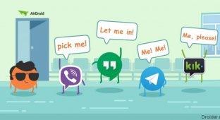 Основатели Telegram и Viber обменялись «любезностями» в Twitter