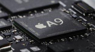 Samsung будет производить процессоры Apple A9 для будущего iPhone