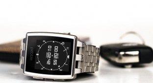 Новая прошивка для часов Pebble позволяет отвечать на уведомления