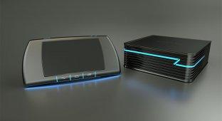 ZRRO — инновационная консоль под управлением Android
