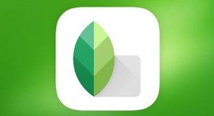 Snapseed 2.0. Новый дизайн, новые функции