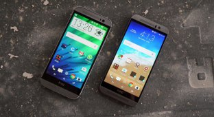 Конфуз: HTC и сама не может отличить One M9 от One M8