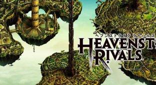HEAVENSTRIKE RIVALS уже в Google Play