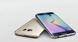 Samsung хочет производить 8 миллионов гибких панелей ежемесячно для Galaxy S7