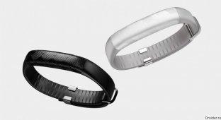 Jawbone представила новые фитнес-браслеты