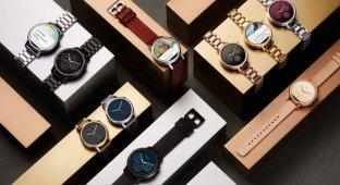 Лучшие «умные» часы IFA 2015