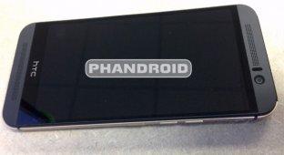 Новые «живые» фотографии смартфона HTC One (M9)
