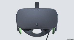 В сети появились изображения обновлённого Oculus Rift
