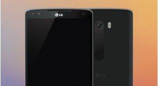 Рендер флагманского G4 от LG показался в сети