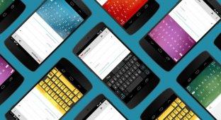 Самый подробный взгляд на лучшие клавиатуры для Android