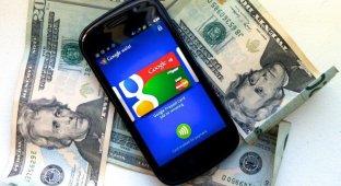 Google хочет, чтобы в магазинах можно было расплатиться собственным именем