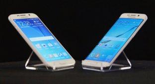 Как Galaxy S6 попадает на прилавки?