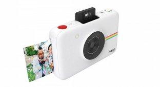 Polaroid представил Snap — карманную камеру без чернил