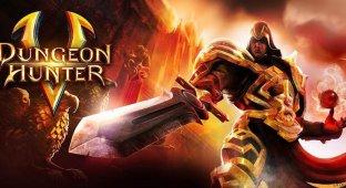 Dungeon Hunter 5 доступна для загрузки на Android и iOS