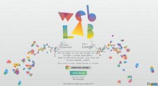 Google перезапускает проект Experiments