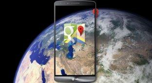 Как сохранить Google Карты для офлайн-использования