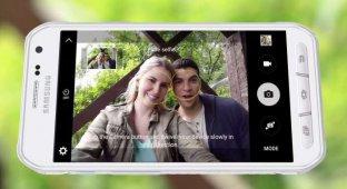 Galaxy S6 Active — проверка на прочность