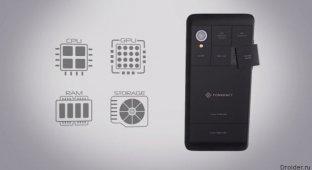 Смартфон Fonkraft – бюджетная альтернатива Project Ara
