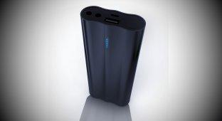 LumoPack — инновационный внешний аккумулятор для нетерпеливых