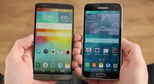 LG представит G4 раньше из-за конкуренции с Samsung и Apple