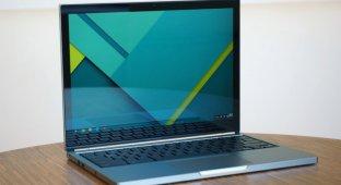Google показала новые Chromebook Pixel