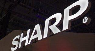 Новый дисплей от Sharp сделает ваш смартфон еще тоньше