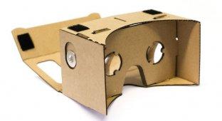 Провожаем Android в виртуальную реальность