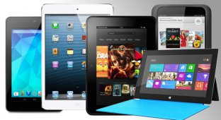 Почему Android-планшеты уступают конкурентам во всем