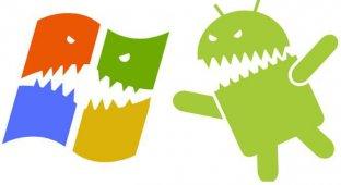 Windows 10 распространяется быстрее Android 5.0