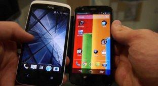 HTC и Motorola поборются за бюджетный сектор рынка