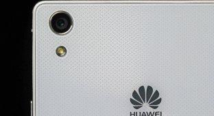 «Живые» фото Honor 7 и Honor 7 Plus от Huawei
