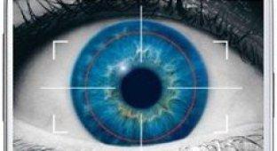Samsung скоро представит мобильные устройства со сканером радужной оболочки глаз