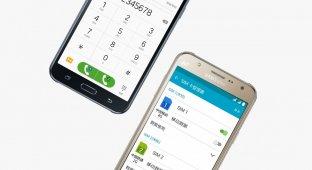 Galaxy J5 и J6 от Samsung — смартфоны с фронтальной вспышкой