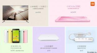 5 гаджетов от Xiaomi к юбилею компании