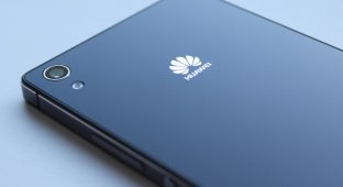 Обзор Huawei Ascend P7